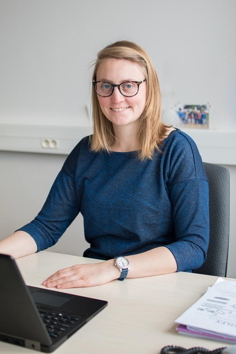 Karen Van den Bussche