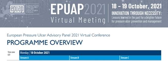 EPUAP 2021 Virtual Meeting: 18-19 October